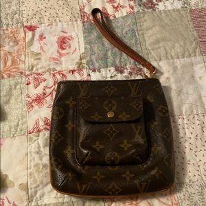 Vintage Louis Vuitton wristlet